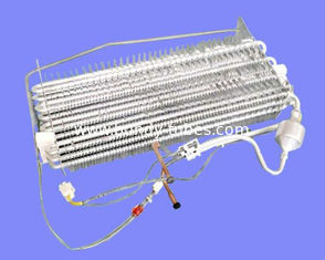 China Economical defrost heater finned evaporator / refrigerator freezer parts supplier