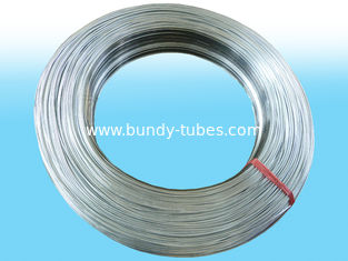 China Evironmental Low-Carbon Galvanized Steel Tube , Hot Zinc Coated 4.76 × 0.55mm supplier