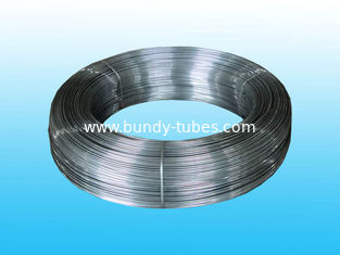 China Plain Steel Bundy Tube With Antirust Oil For Brake and Fuel System supplier