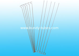 China Copper Coated Compressor Tubes In Compressor Pipeline 3.18 * 0.7 mm supplier
