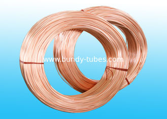Copper Coated Bundy Tube