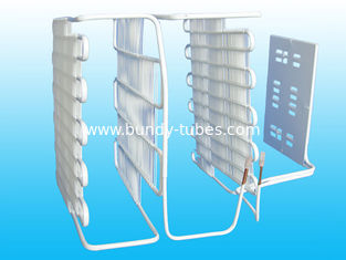 China Wire Tube Refrigeration Evaporators With 4.0mm Diameter for cooling system supplier