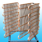 China Cold Drawn Copper Coated Freezer Evaporator Wall thickness 0.7mm factory