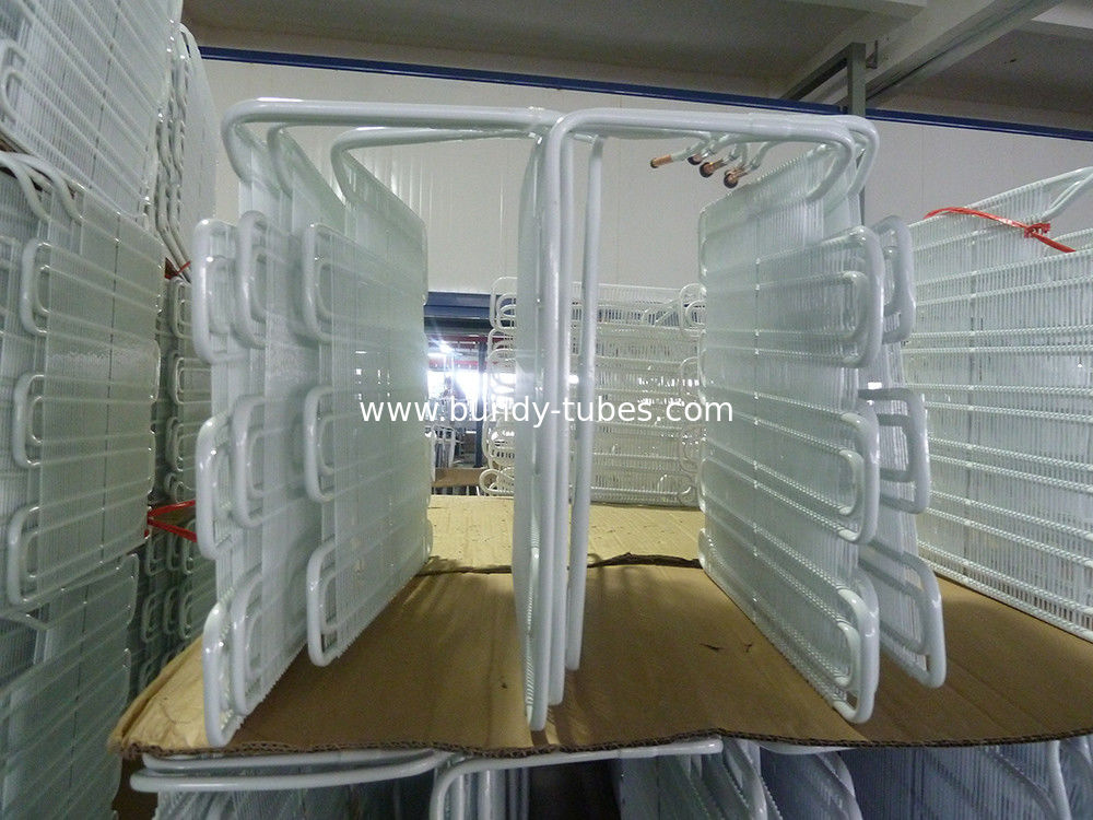 Energy Conservation Refrigerator Evaporator Made Of Bundy Wire Tube For Ice Box