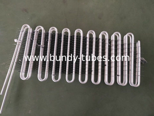 Aluminum Tube Finned Refrigeration Evaporators For Global Refrigeration Industry