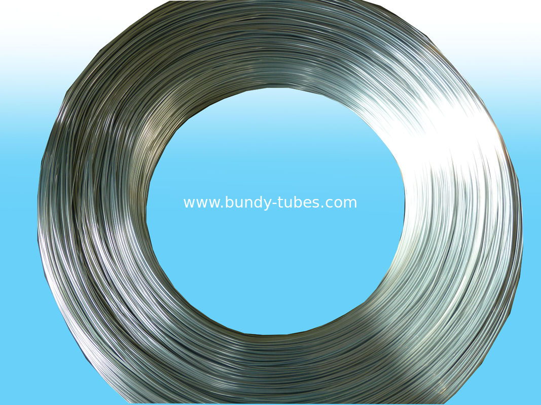 Low Carbon Steel Oil Bundy Tubes 4.76 mmX 0.65mm Oil Pipe Best Price