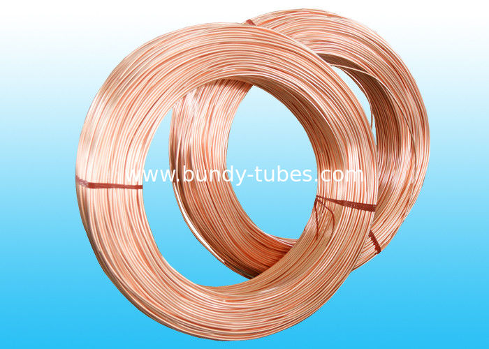 Copper Coated Bundy Tube 8mm X 0.65 mm For Brake & Fuel System