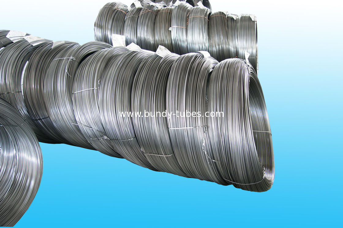 Steel Strip Cold Drawn Welded Tubes Single Wall 8 * 0.7 mm