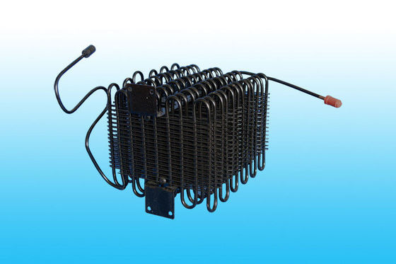 Anti-corrosion Refrigerator Condenser , Copper Coated Steel Tube