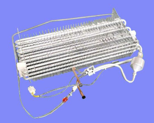 China Economical defrost heater finned evaporator / refrigerator freezer parts distributor