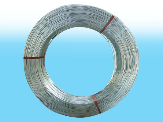 China 4.76 X 0.55mm Low Carbon Galvanized Steel Tube Usd In Refrigeration System factory