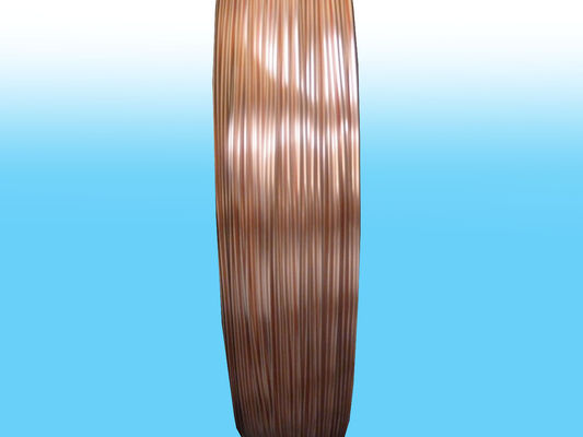 China Wire-Tube refrigerator Condenser Using Copper Coated Bundy Tube 6.35mm X 0.65 mm factory