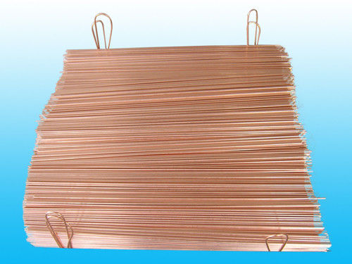 China Precise Coating Copper Double Wall Welded Pipe , wall thickness 0.7mm distributor