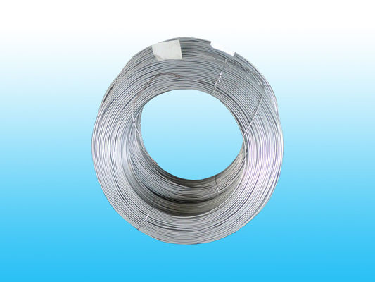 Hot Galvanized Steel Bundy Pipe For Chiller , Heater 4.2 * 0.5 mm