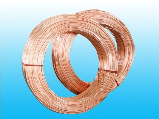 China Single Wall Freezer 8mm Steel Tube For Wire-Tube Condenser factory