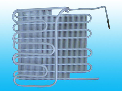 China Copper Coated Bundy Tube Refrigeration Evaporators , OEM / ODM distributor
