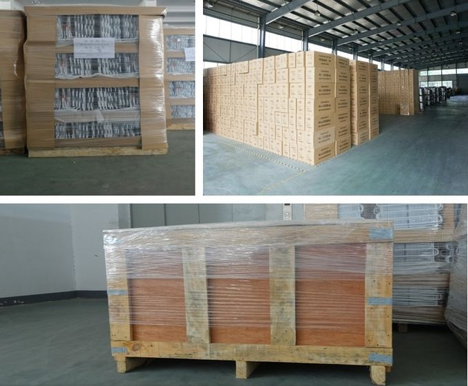 Aluminum Tube Finned Evaporator Low Temperature For Domestic Refrigeration